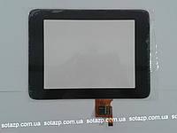 "Сенсор  для  планшетов  №TEST   8"" 190x140мм black"