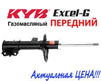 Амортизатор передний Chevrolet Aveo (09.2002-12.2010) Kayaba Excel-G газомасляный левый 333418