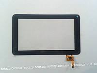 "Сенсор для  планшетов Prestigio Multipad PMP3670B  7"" 186x111 мм black"