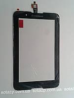 Сенсорный экран для планшета Lenovo IdeaTab A3300, черный