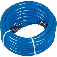 Шланг высокого давления PU/PVC армированный 9,5х16 мм 10 м, Miol 81-351