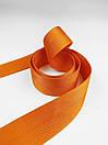 Ремінь від SOX з D-подібним кільцем оранжевого кольору, фото 2
