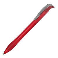 Ручка многоразовая шариковая Jet Set Frozen (Ritter Pen), промо-ручки недорого