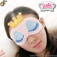 "Маска для сна - ""Sleeping Princess"", фото 1"