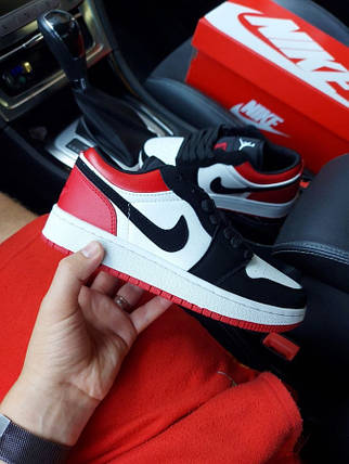 Nike Air Jordan 1 Low, фото 2