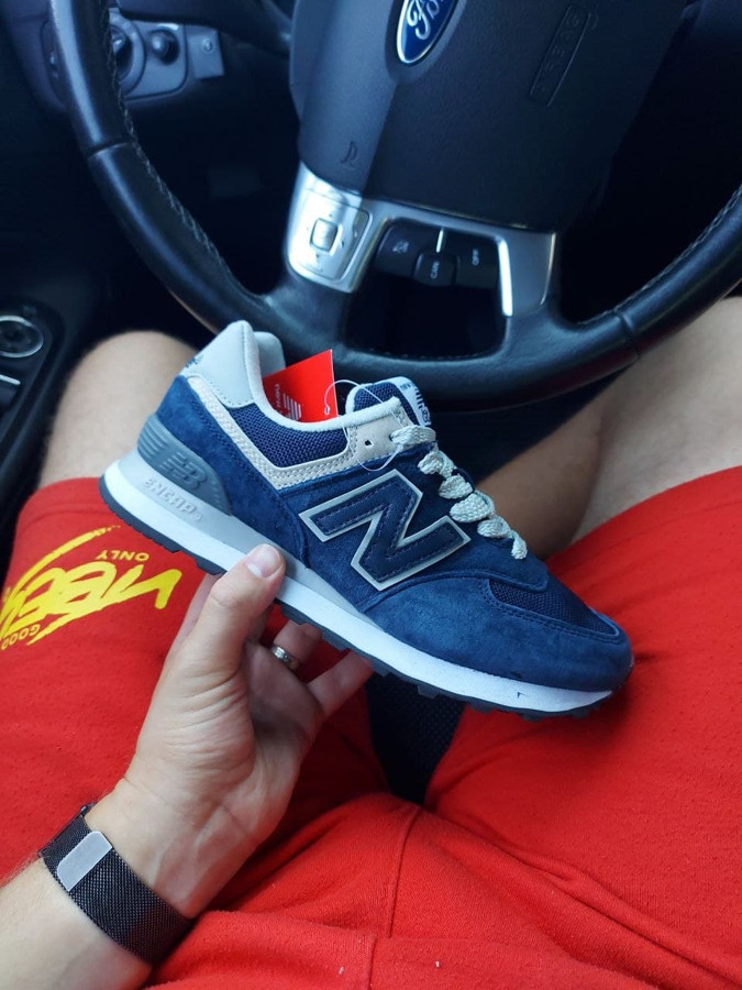 New Balance 574 Blue 38 (24.0 див.)