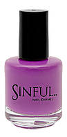 Лак для ногтей Sinful Soho (New Purple) №34