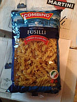 Макароны Combino Fusilli (спиральки)