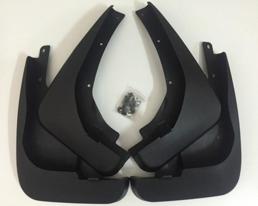 Брызговики полный комплект для Infiniti EX35/45/QX50 2011- (999J2-5U004;999J2-5U003), кт. 4шт MF.INFEX2011