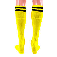 Гетри World Sport жовті 34-39, х/б+ нейлон+ еластан (N022Y), фото 2