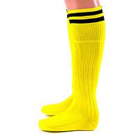 Гетри World Sport жовті 34-39, х/б+ нейлон+ еластан (N022Y), фото 3