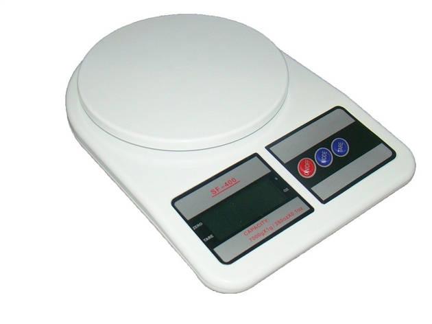 Весы кухонные SF-400 (7 kg±1g), фото 2