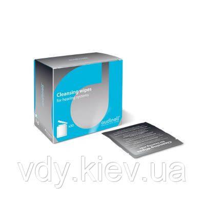 Салфетки для чистки слухового аппарата и вкладыша слухового аппарата