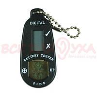 Тестер батарейного заряда цифровой, фото 1