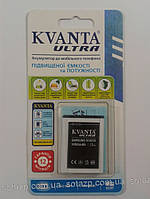 Аккумуляторная  батарея KVANTA к мобильному телефону  Samsung S5830 (EB504465VU)