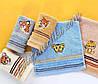 Махровое кухонное полотенце Тигренок с полосками (20)