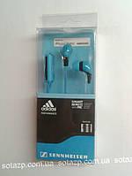 Гарнитура Adidas к мобильным телефонам HTC, Samsung, Lenovo, i-Phone  (разъём 3,5mm) с микрофоном