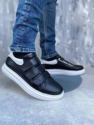 Чоловіче взуття Натуральна шкіра і замша