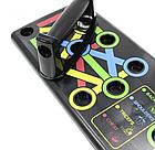 Доска для отжиманий Foldable Push Up Board 14 в 1 + Подарок тканевая фитнес резинка, фото 6