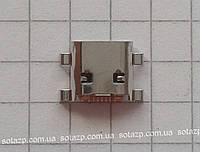 Коннектор зарядки для мобильных телефонов Samsung I8190 Galaxy S3 mini, S7530, S7562