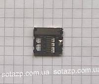 Коннектор карты памяти для мобильных телефонов Samsung B7722, планшетов Samsung P1000 Galaxy Tab, P1010 Galaxy