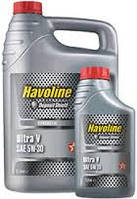 Texaco Havoline Ultra V SAE 5W-30  5л, моторное масло