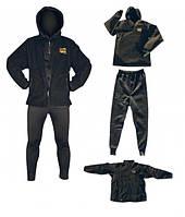 Термо бельё Seafox Black Warm Suit 3в1