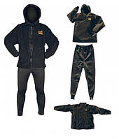 Термо бельё Seafox Black Warm Suit 3в1