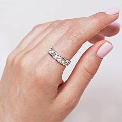 Как носить серебряное кольцо, чтобы оно не спадало?