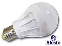 Лампа светодиодная Alesto ECO 9w Е27 220V 3500К