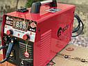 Напівавтомат плазморіз аргон інвертор Edon Pro MMC-325, фото 2