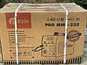 Напівавтомат плазморіз аргон інвертор Edon Pro MMC-325, фото 9