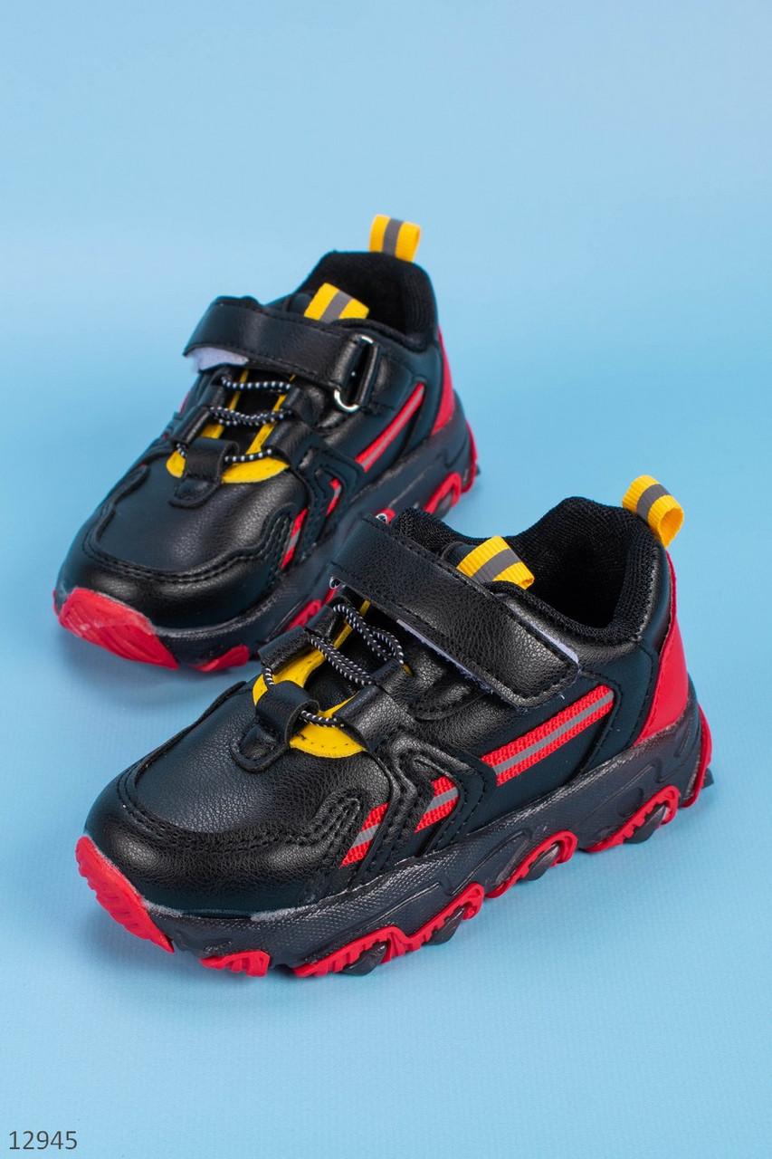 Світяться кросівки для мльчиков. ТМ Канарейка. Розміри 26-30