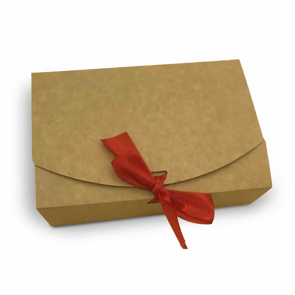 Подарочная коробка мини модель Стильная