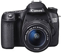 Canon EOS 70D kit 18-55mm IS STM WF (в наличии на складе)