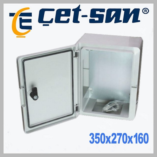 Бокс монтажный поликарбонатный  Get-San 350х270х160  IP54
