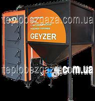 Пеллетный котел Котеко Geyzer 30 кВт площадь отопления до 300 кв м