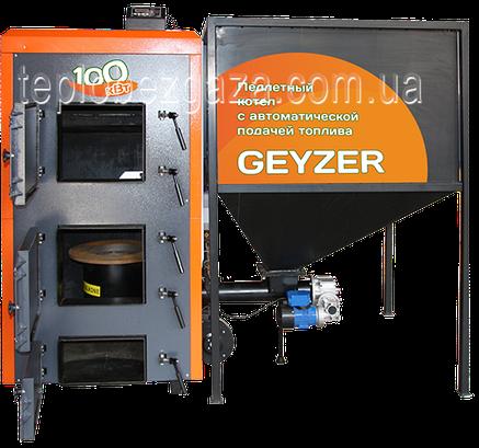 Пеллетный котел Котеко Geyzer 600 кВт площадь отопления до 6000 кв м , фото 2