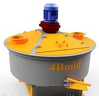 Примусовий бетонозмішувач БП-1300\750