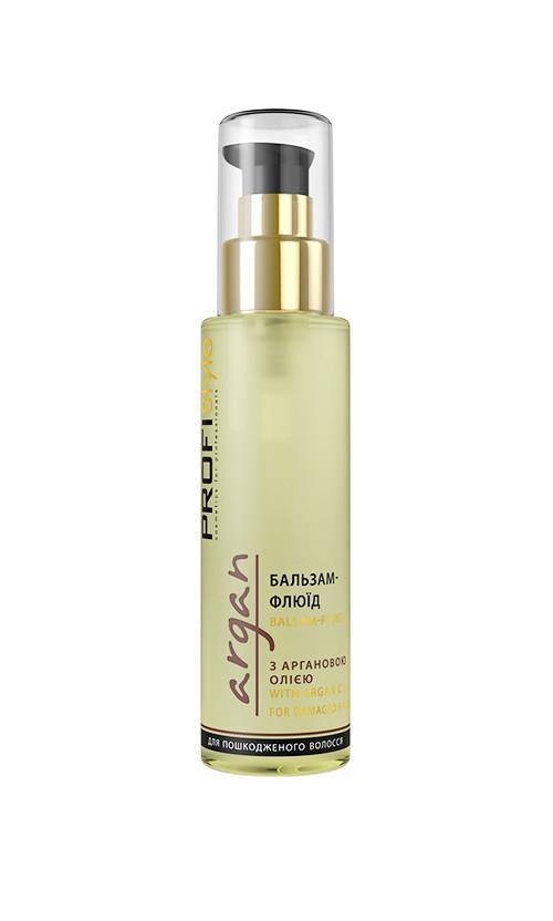 Profi Style Argan Бальзам-флюїд з маслом Аргана для відновлення волосся