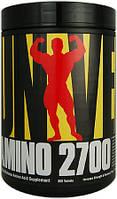 Купить аминокислоты Universal Nutrition Amino 2700  350 tabs
