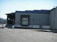 Аренда складского комплекса от 1200 м2 в Борисполе