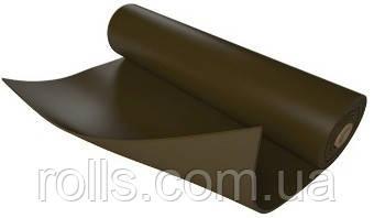 ПВХ мембрана Fatrafol 803, неармированная, цвет коричневый