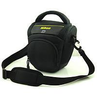 Фото-сумка Nikon, протиударна фотосумка Никон ( код: IBF018BY ), фото 1