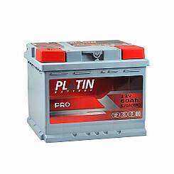 Акумулятор Platin 60A 570En (+ -)