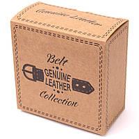 Упаковочная коробка для ремней из плотного картона 15312 Shvigel Крафтовая
