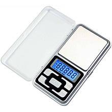 Електронні ювелірні кишенькові ваги MH-100 (100g±0.01)