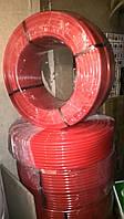 Труба для теплого пола  PERT (EVOH) 16*2.0 из сшитого полиэтилена с кислородным барьером
