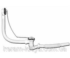 Сифон для ванны с цепочкой NOVA PLASTIK 1521