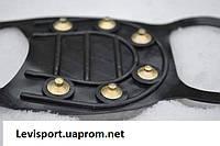 Ледоступы 6 шипов - накладки для обуви против скольжения
